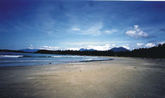 Long Beach, British Columbia, Canada  One of my favorite places in the world!