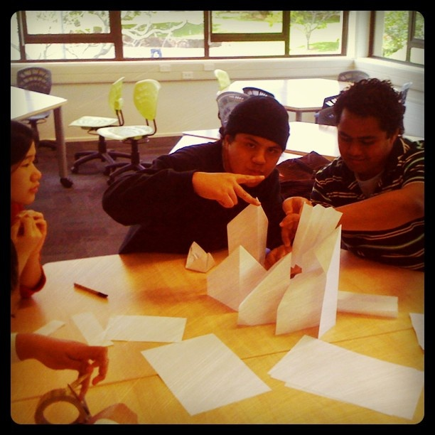 Talented and Gifted architecture activity @Martin_LW