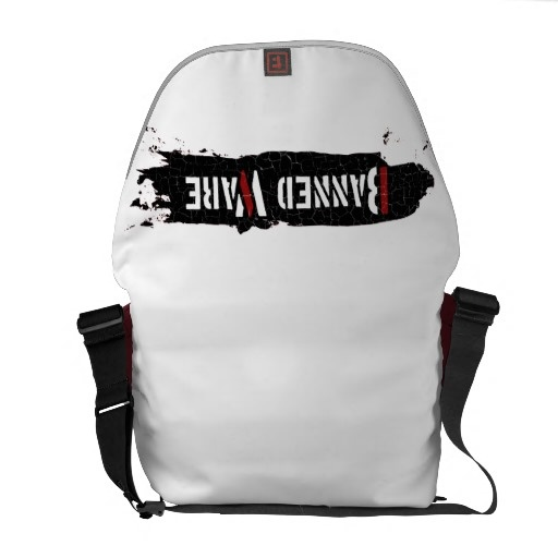 BannedWare Courier Bags