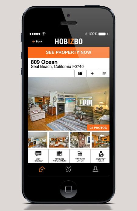 INSTANT HOME TOURS on YOUR SCHEDULE Where other apps