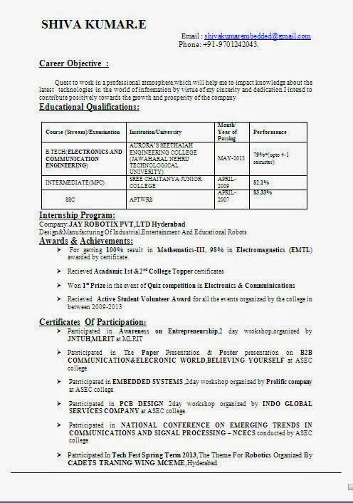 administrative assistant sample resume Sample Template Example - career objective resume sample