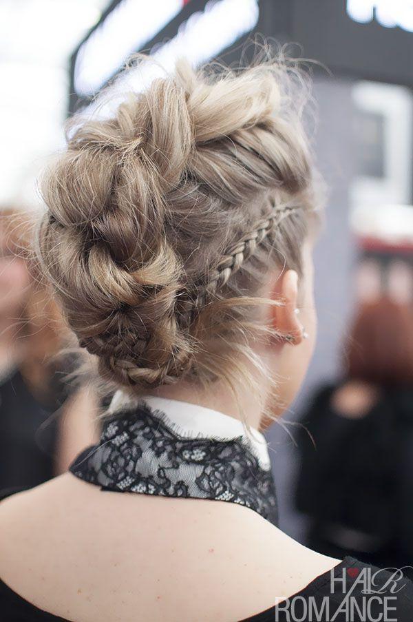 Big Hair Friday – Hair Expo Sydney. Lovin this look!