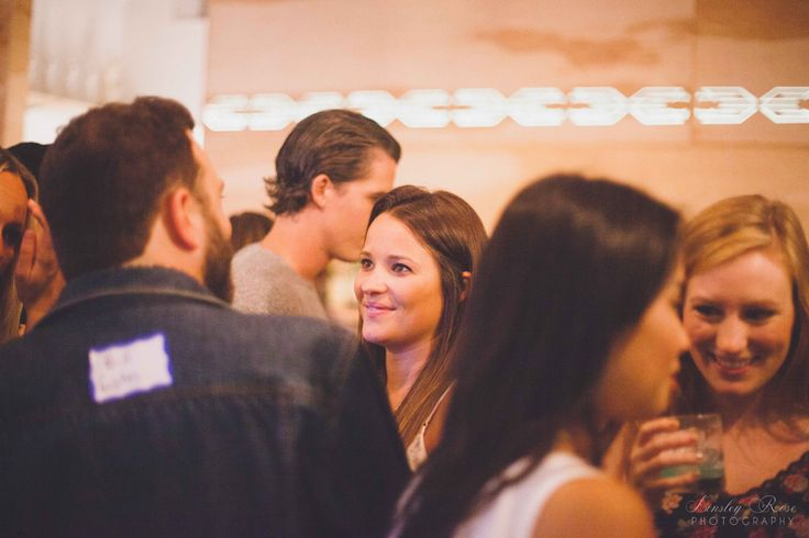 Networking - Photo by: Ainsley Rose #Events #Vancouver