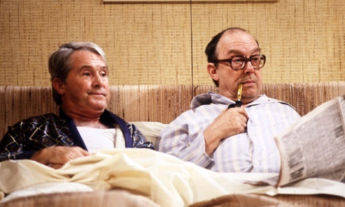 Morecambe and Wise, just the best.