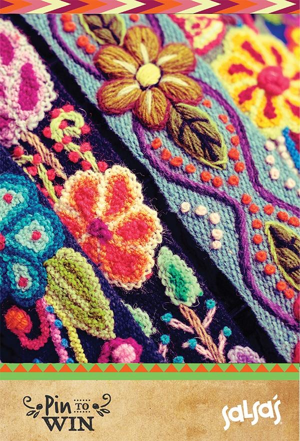 Coloridos bordados  #mexico #lifestyle #photography #colour #pintowin