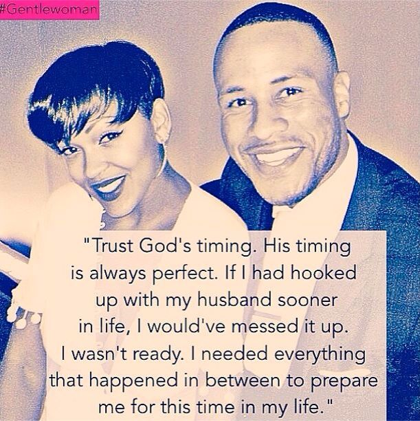 Meagan Good & Devon Franklin = Power couple. Love their story!!!