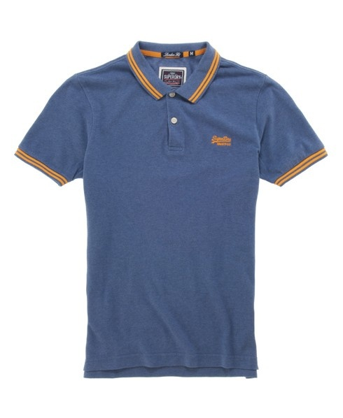 Superdry Tipped Collar Polo
