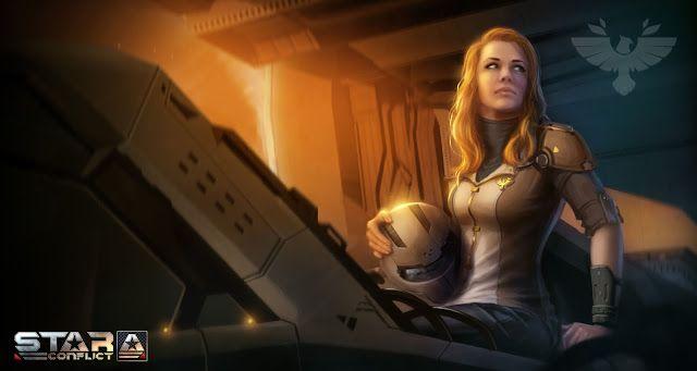 Онлайн Игры: Star Conflict