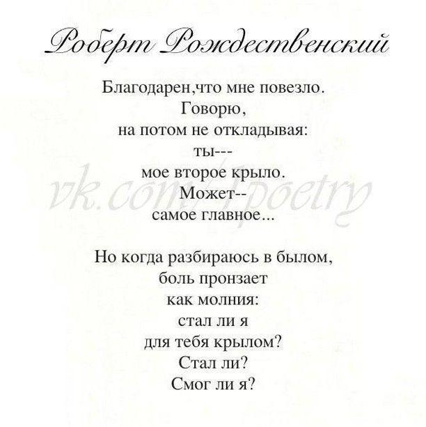 #литература #стихотворение #поэзия #рождественский