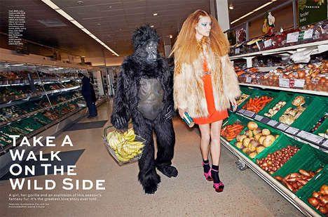 17 Supermarket Editorial Examples