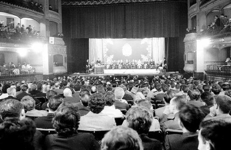 Mejores 26 im genes de cines y teatros desaparecidos de for Sala 0 teatro sevilla