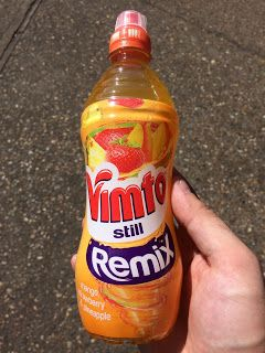 A Review A Day: Today's Review: Vimto Still Remix
