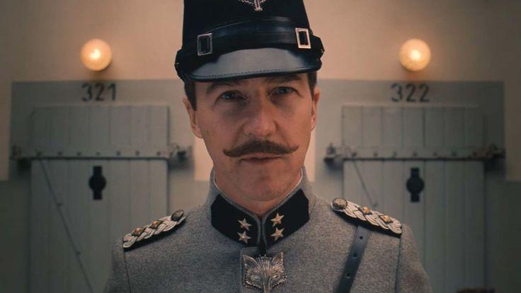 Grand Budapest Hotel Filmplakat