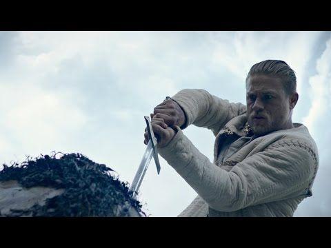 King Arthur: Legend of the Sword - Official Comic-Con Trailer
