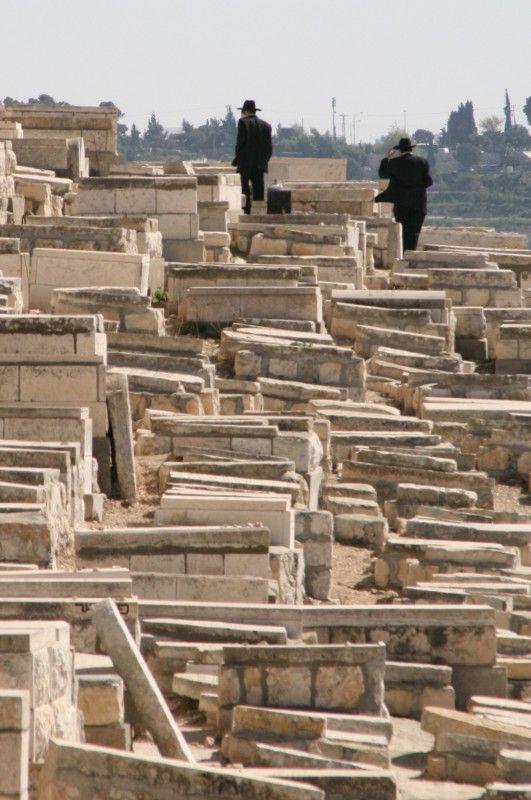Israel - Mount Olive