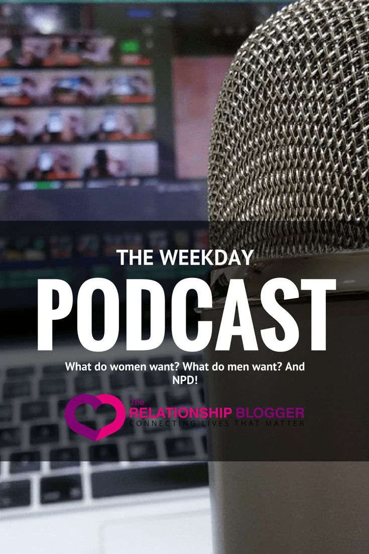 the weekday podcast. What do women want