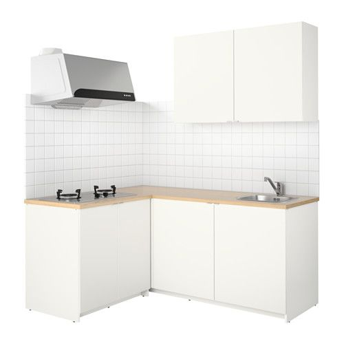 8 best knoxhult keuken ikea images on Pinterest Kitchen ideas - ikea weiße küche
