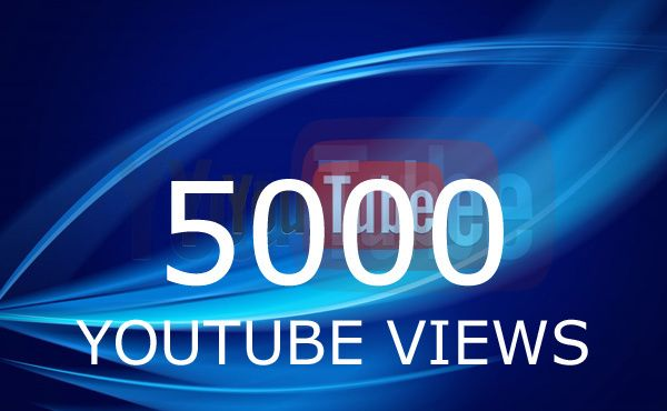 alfiviews: provide 5000 real youtube views, real views for $5, on fiverr.com