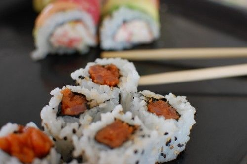 Easy Sushi Recipes – Homemade Sushi Recipes – Sushi Recipes For Beginners | Cook Eat Delicious!