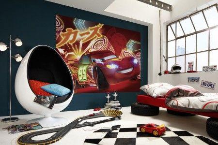 Samochody neon, Disney - fototapeta o wymiarach 254x184 cm  Gdzie kupić? http://www.eplakaty.pl/produkt/Samochody-neon-Disney-fototapeta
