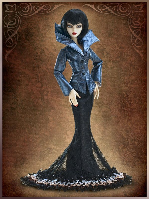 52 Best Evangeline Ghastly Images On Pinterest Barbie
