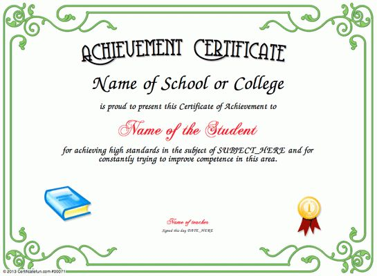 Best 25+ Certificate maker ideas on Pinterest Basketball - certificate of completion of training template