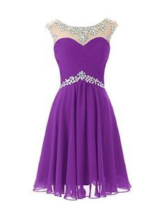 short purple dresses for teenagers - Google Search