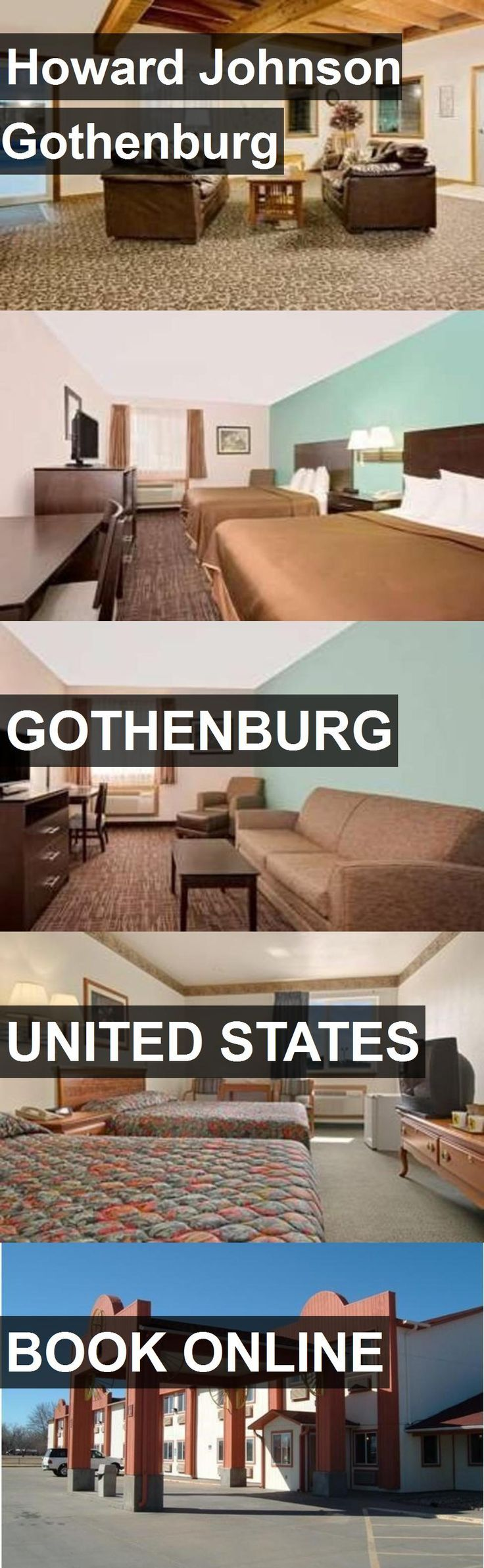 Hotel Howard Johnson Gothenburg in Gothenburg, Uni…