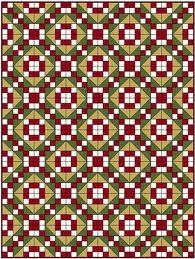 jacob's ladder quilt pattern - Google Search