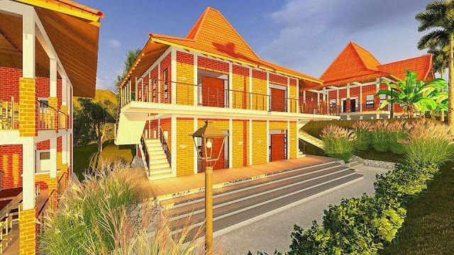 Kali Ini Kami Akan Membuat Desain Arsitektur Pesantren Modern Untuk Sebuah Pondok Pesantren Yang Berlokasi Di Tr Desain Arsitektur Arsitektur Arsitektur Modern