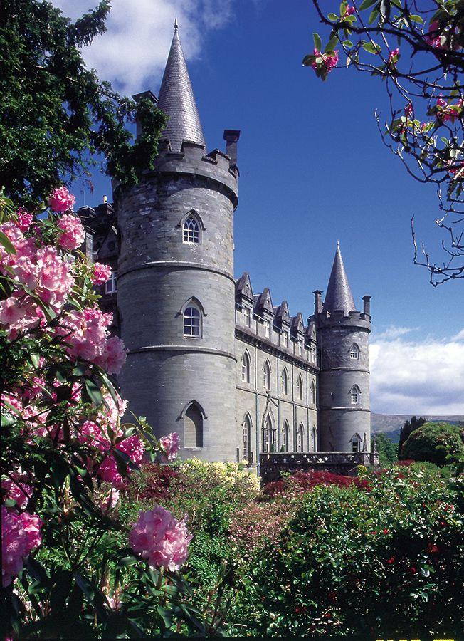 Inveraray Castle Gardens - Scotland's Gardens