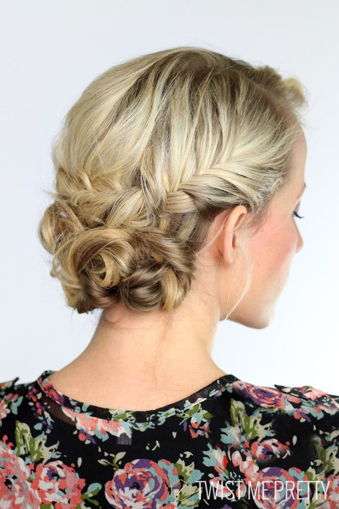 Need some fresh inspiration for all those Christmas parties coming up? This is the perfect roundup of holiday hairstyles that everyone can do.