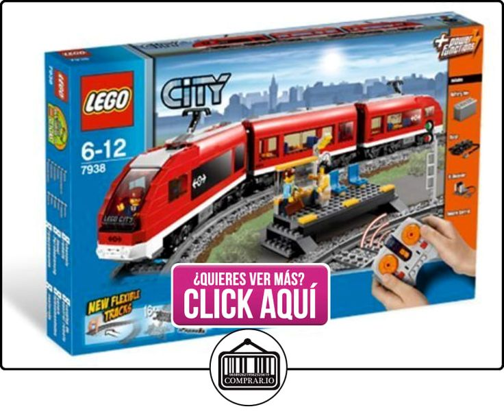 LEGO City Passenger Train 7938 by LEGO City  ✿ Lego - el surtido más amplio ✿ ▬► Ver oferta: https://comprar.io/goto/B00TT8OLPE