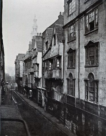 """There's a wisp in this less-wonderful section of town 