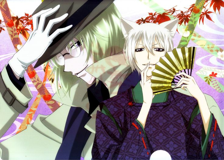 """This is from the anime """"Kamisama Hajimemashita."""" Description from pinterest.com. I searched for this on bing.com/images"""