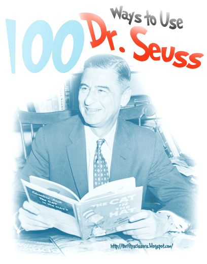 theodore geisels emergence as dr seuss essay In the book the cat in the hat by dr seuss, some of the few books that we can  relate  essay on theodore geisel's emergence as dr seuss.