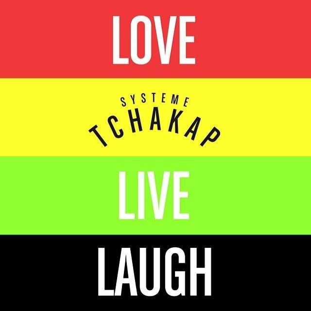 Love, Live, Laugh !