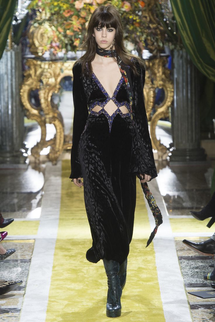 Roberto Cavalli Fall 2016 Ready to Wear Collection Photos   Vogue