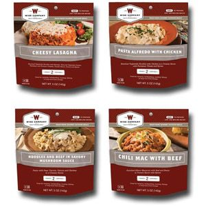 Wise Foods 72-Hour Emergency Food Kit