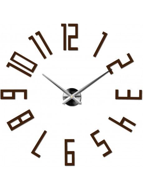 Luxus Wanduhr - Große Zahlen Artikel-Nr.:  X0054-Modern wall clock  Zustand:  Neuer Artikel  Verfügbarkeit:  Auf Lager  Wähle deine eigene Farbe! Füllen Sie einen freien Platz und entspannen Sie sich mit einer neuen Uhr. Große Wanduhren sind eine einzigartige Dekoration Ihres Interieurs. Zeit zu ändern.