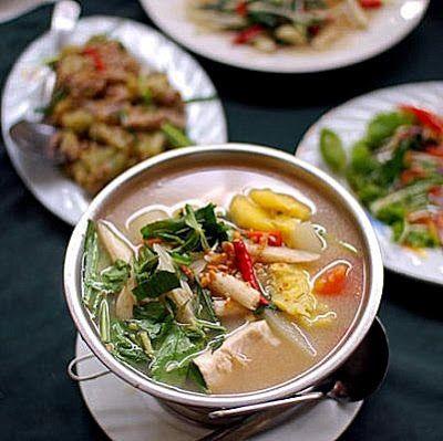 Berfend Ber: Kamboçya Mutfağı / Cambodian Cuisine