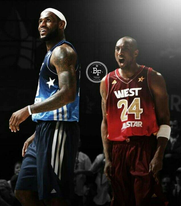 new concept e21fe 250db Basketball Forever Wallpapers Kobe Bryant - LeBron James All ...