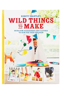 Wild Things To Make Book