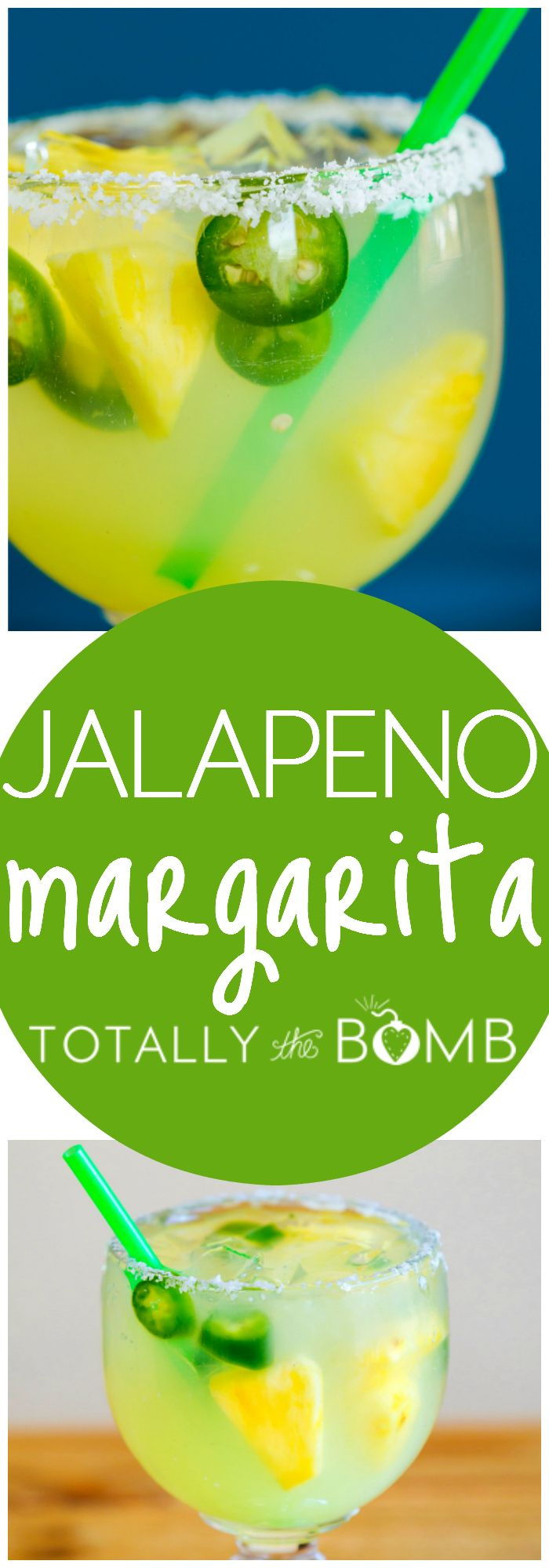 St. Patrick's Day, Texas Style – Jalapeno Margarita