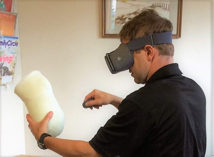 Insights into how Create Orthotics and Prosthetics uses 3D printing and VR for medical devices