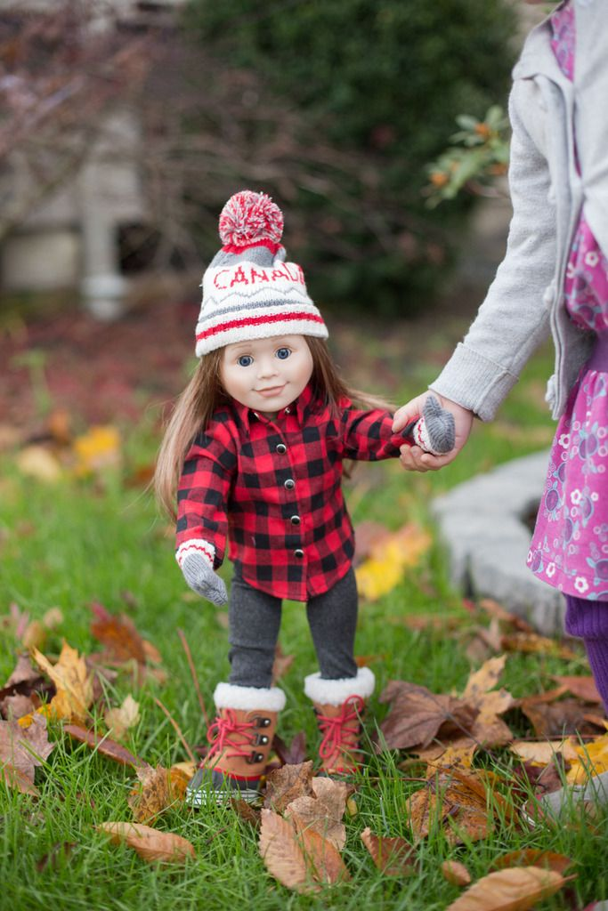Maplelea Girls: A Real Canadian Doll {Review}