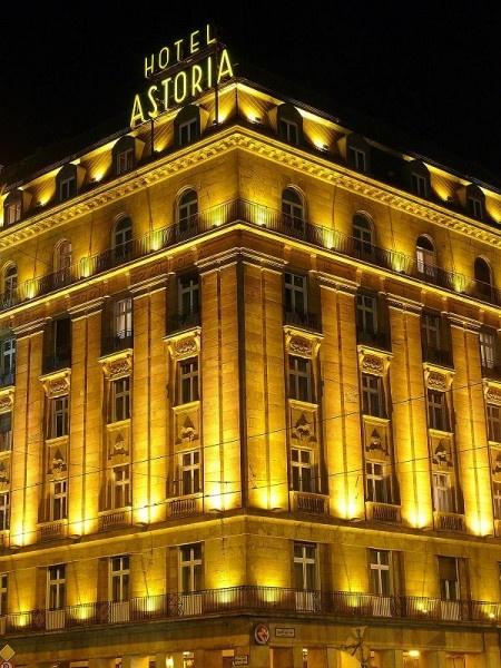 Hotel Astoria - We Love Budapest