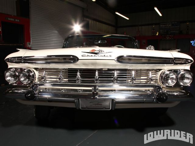 1959 Chevy Impala Front Grille | Impala | Pinterest ...
