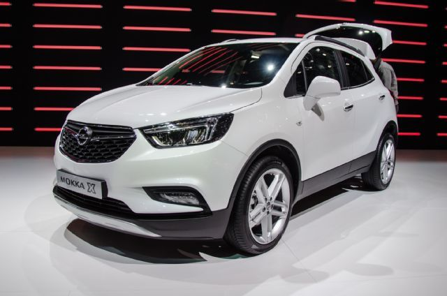 Opel Mokka X Has Been Launched At The Geneva Motor Show Opel Mokka X is the single series novelty presented by the German manufacturer at the Geneva Motor Show. The SUV segment now has a new look and a name with an X in it. Opel has officially unveiled the new Mokka X model. It's a facelift of the SUV Mokka B-segment, thus becoming a much more...