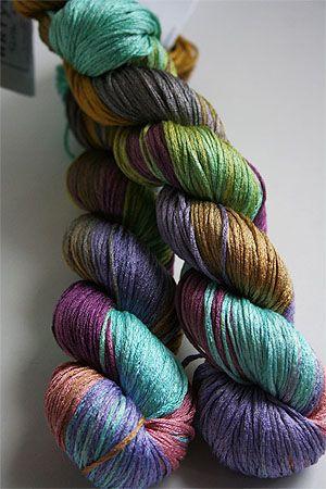 Artyarns Silk Pearl Knitting Yarn 193 Summer Fruit